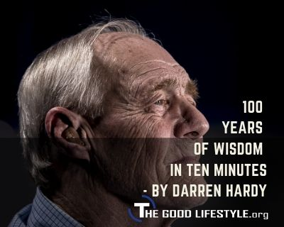 100 Years Of Wisdom In Ten Minutes Photo