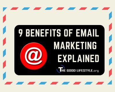 9 benefits Of Email Marketing Photo